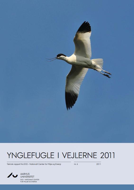 Ynglefugle i Vejlerne 2011.
