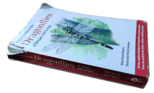 """I adskillige år har det været """"biblen"""" når det gælder guldsmede-bestemmelse - Dijkstra 2006."""