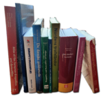 Biblioteket med guldsmedelitteratur er vokset - specielt de sidste par år...